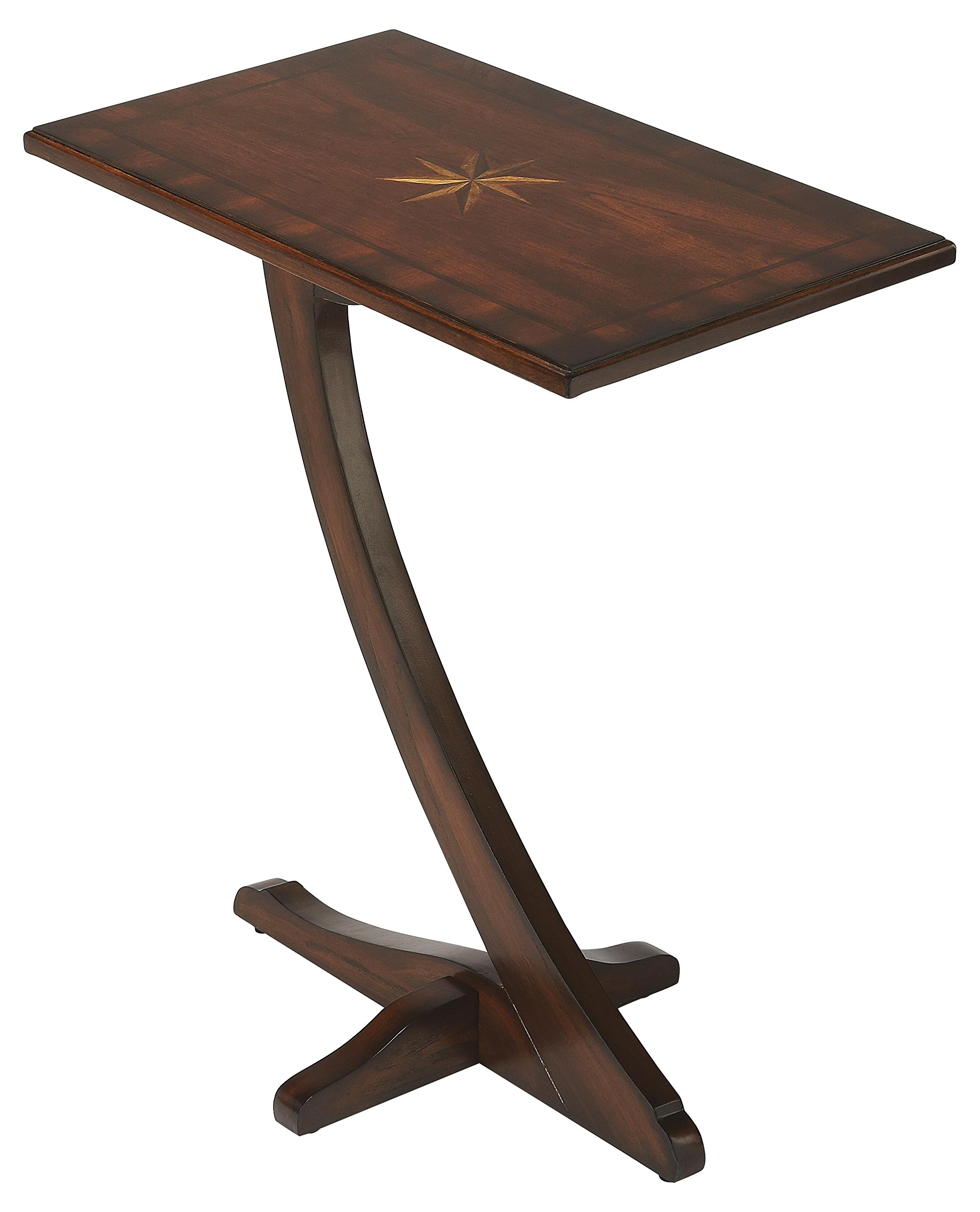 Butler Specialty Company 2202024 Accent Table Crawford Plantation, Cherry
