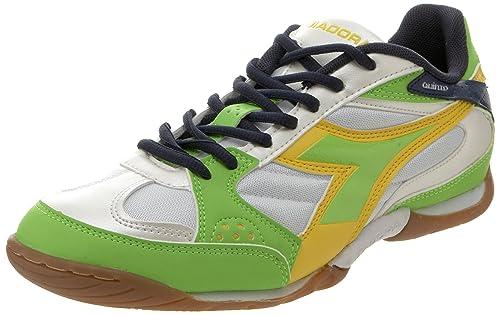 7794657a00 Diadora Men's Quinto Indoor Soccer Shoe
