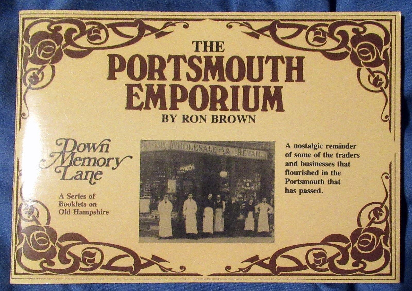 Portsmouth Emporium (Down memory lane): Amazon.es: Brown, Ron ...