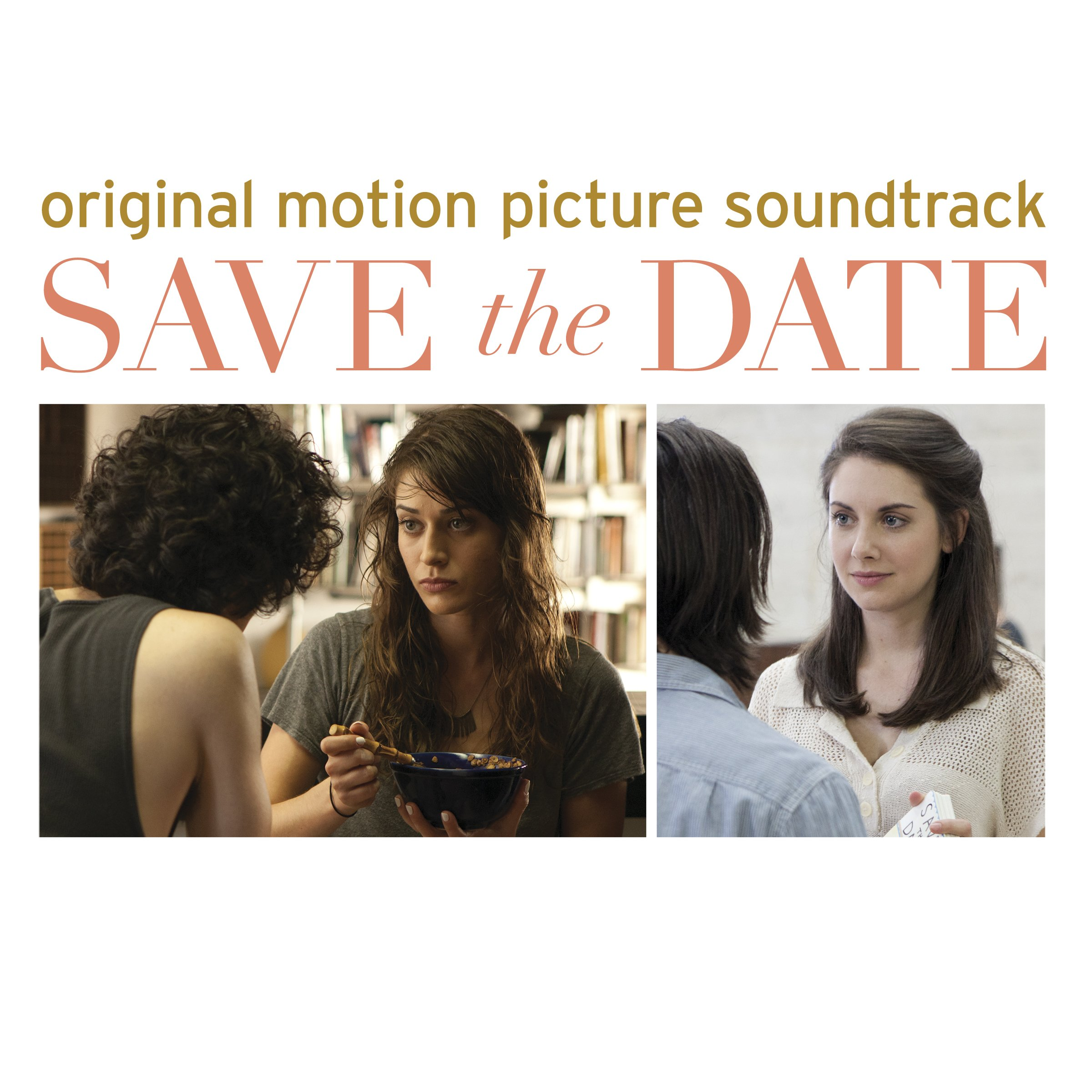 CD : VARIOUS ARTISTS - Save The Date (original Soundtrack) (CD)