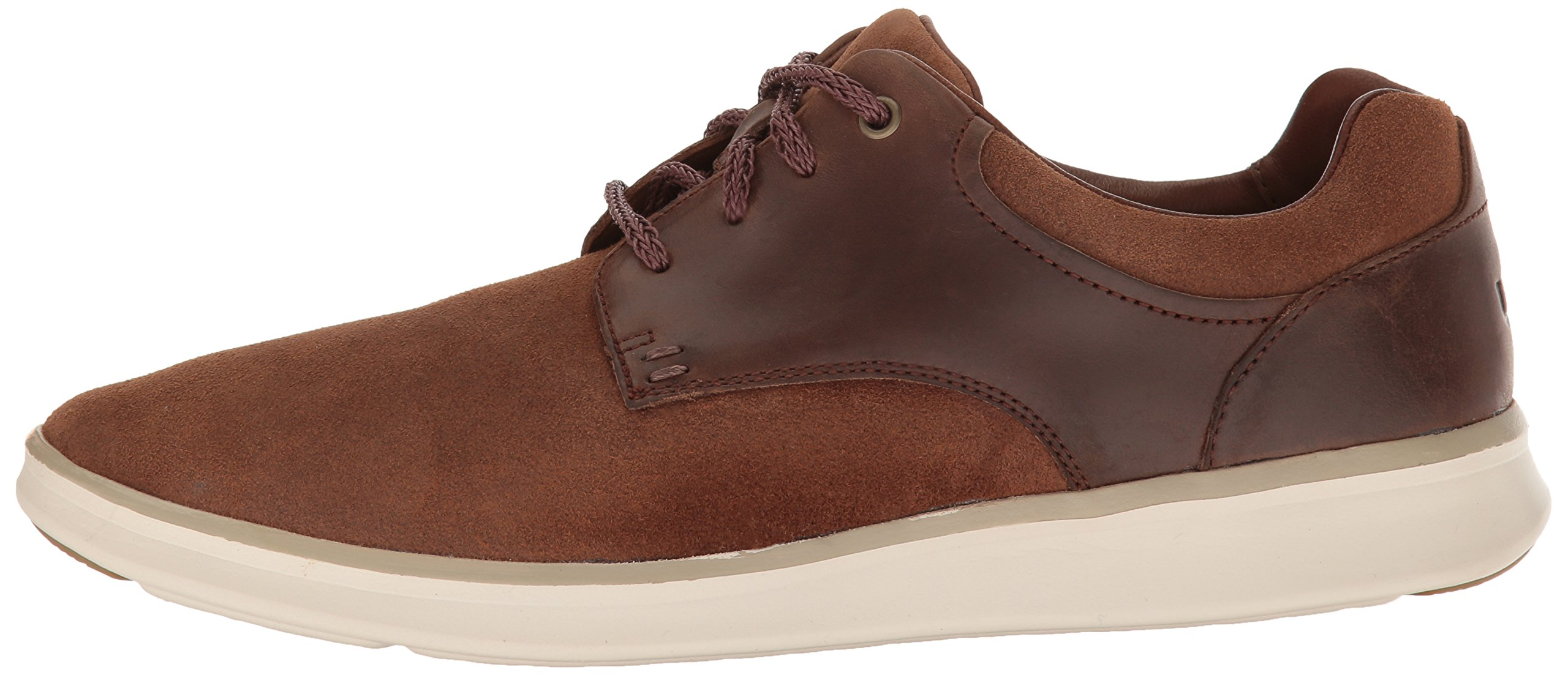 UGG Men's Hepner Fashion Sneaker Chestnut 11.5 M US by UGG (Image #5)