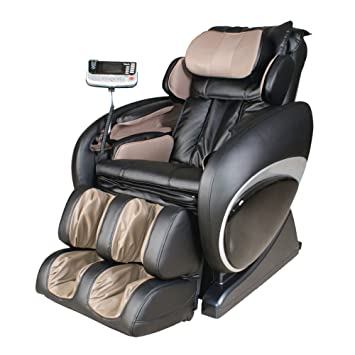 Beautiful Osaki OS 4000 Zero Gravity Executive Fully Body Massage Chair, Black