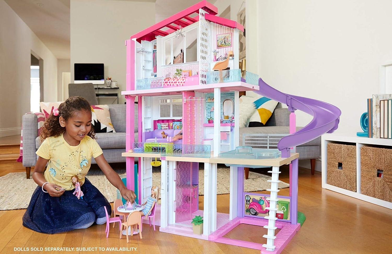 Mattel Barbie fhy74 Sogno Villa: Amazon.it: Giochi e giocattoli