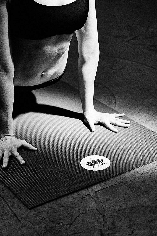 Lotuscrafts Yogamatte Mudra Studio - Colchoneta de Yoga