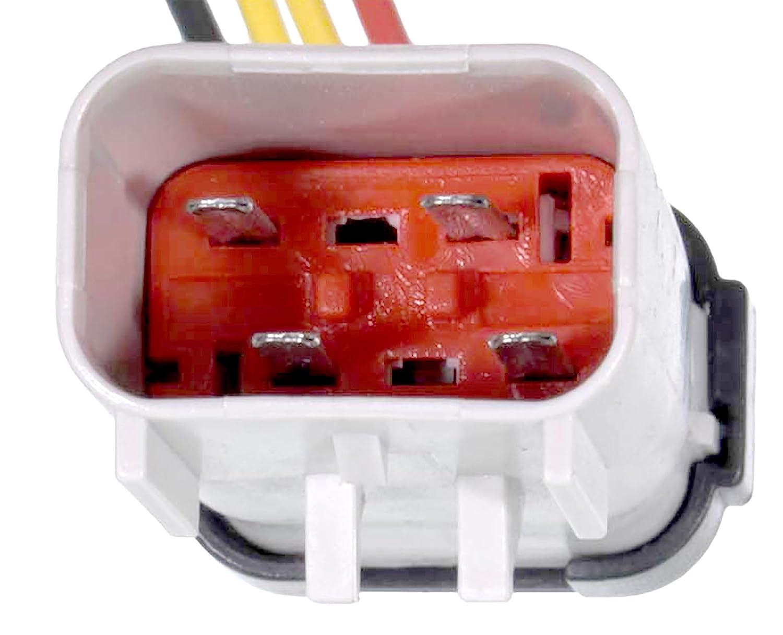 Apdty 133815 Fuel Pump 4 Wire Weatherproof Wiring 1997 F350 Glow Plug Harness Pigtail Adapter Fits 1996 Dodge Dakota Ram 1500 2500