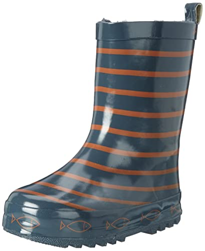 4b73b5875a473 Be Only Timouss doublure chaude, Unisex Kids  Rain Boots, Multicolor (Gray