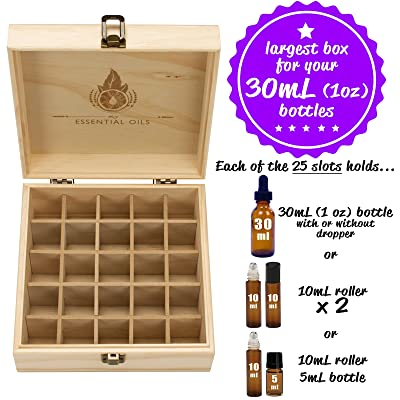 Essential oil storage box 30 mL