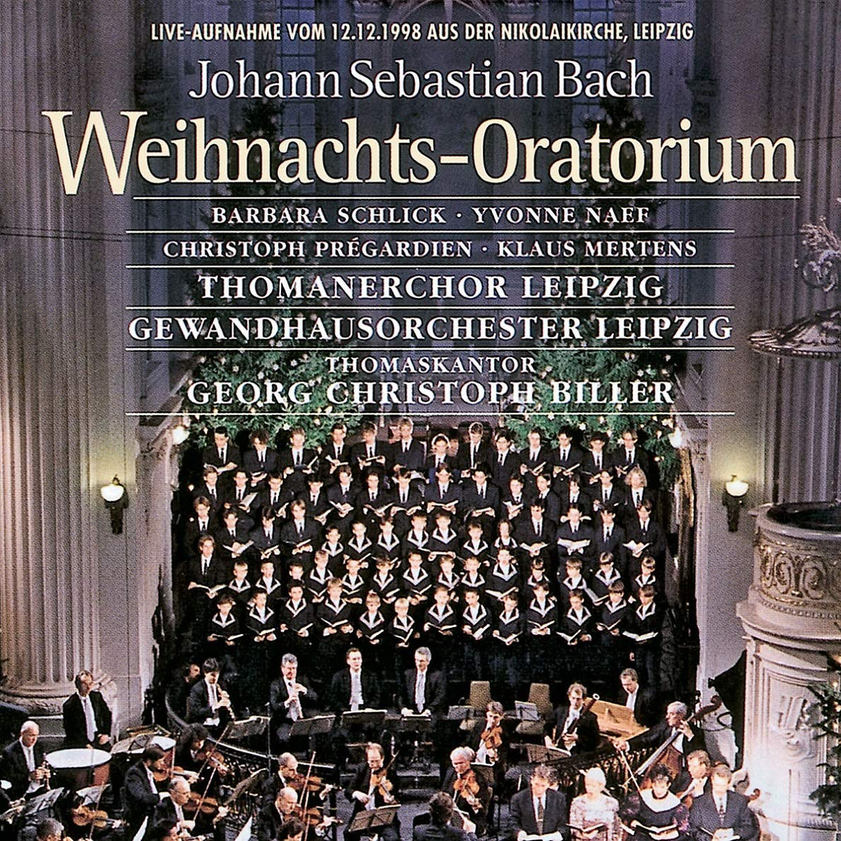 Christmas Oratorio BWV OFFicial site NEW before selling 248
