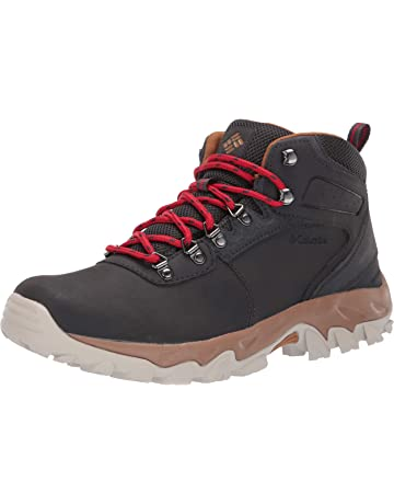 brand new a0ffb ae3f7 Columbia Men s Newton Ridge Plus II Waterproof Hiking Boot, Breathable,  High-Traction Grip