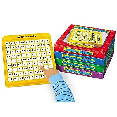 Lakeshore Self-Teaching Math Machines - Set of 4: Toys & Games