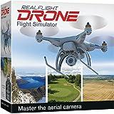Great Planes RealFlight GPMZ4800 RealFlight Drone with Interlink Elite Mode 2 Edition Toy