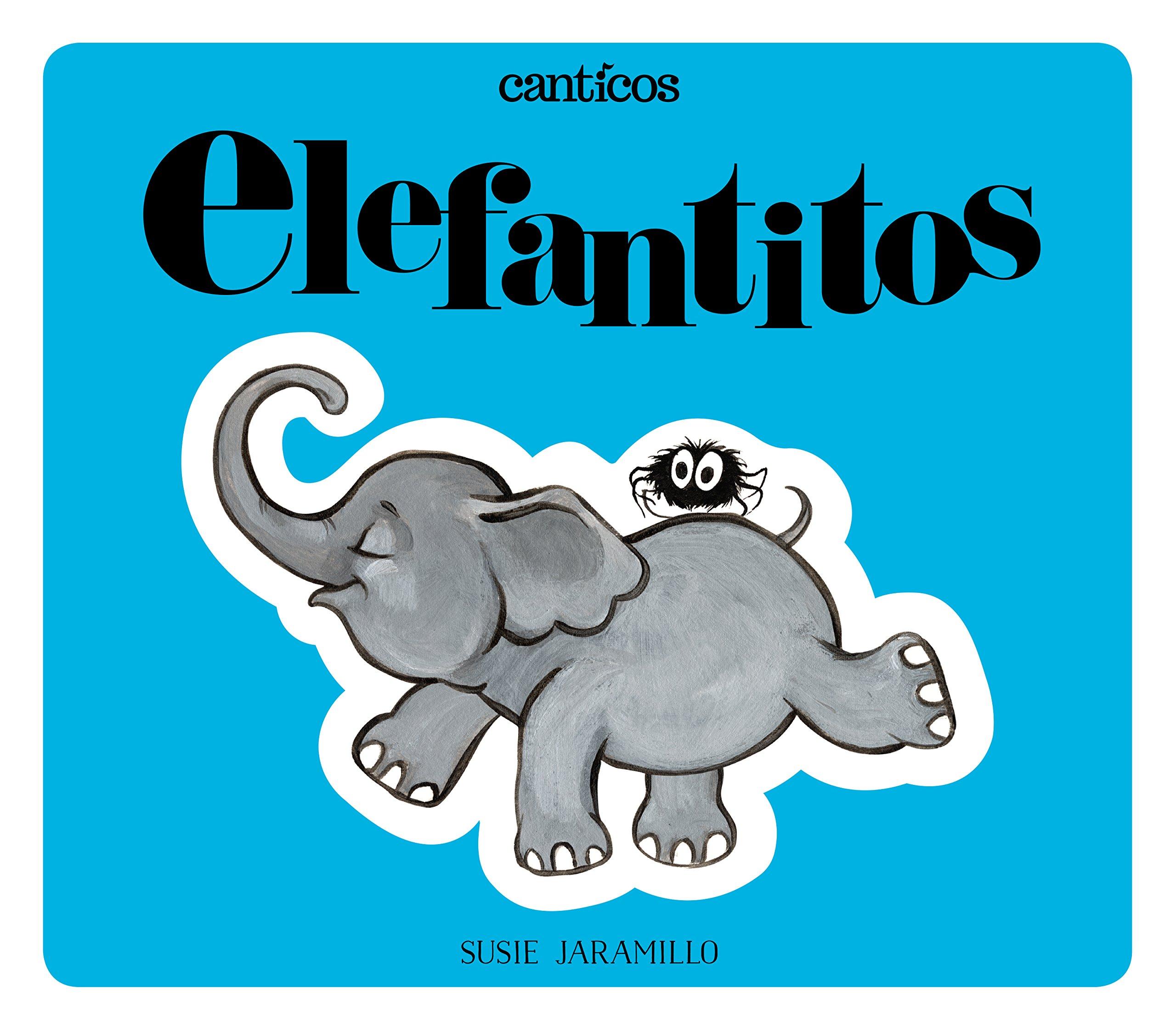 Amazon.com: Little Elephants / Elefantitos: A bilingual lift-the ...