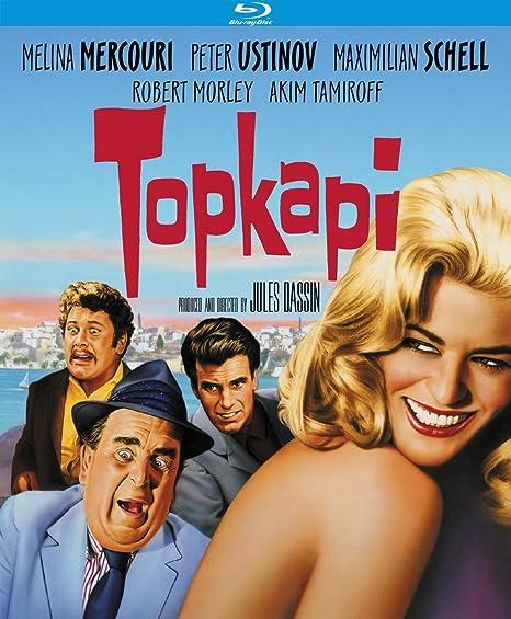 Amazon in: Buy Topkapi (Uncut) [Blu-ray] (1964) | Imported