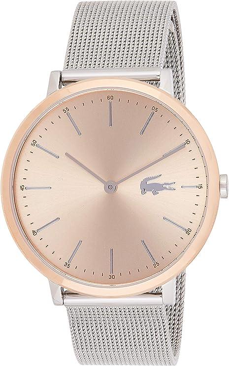ejemplo de reloj para dama lacoste
