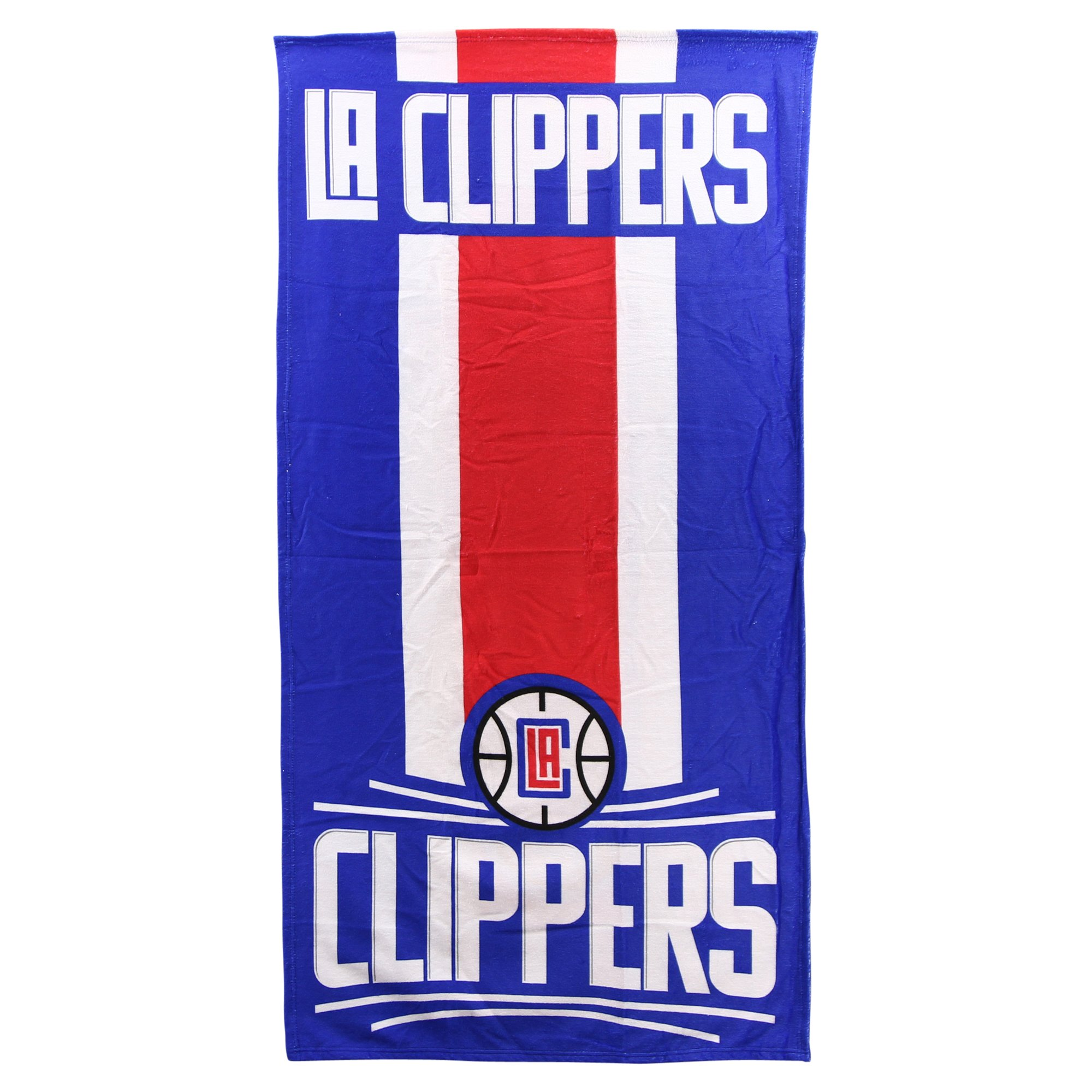 The Northwest Company NBA Zone Read Beach Towel 30'' x 60'' (Los Angeles Clippers)