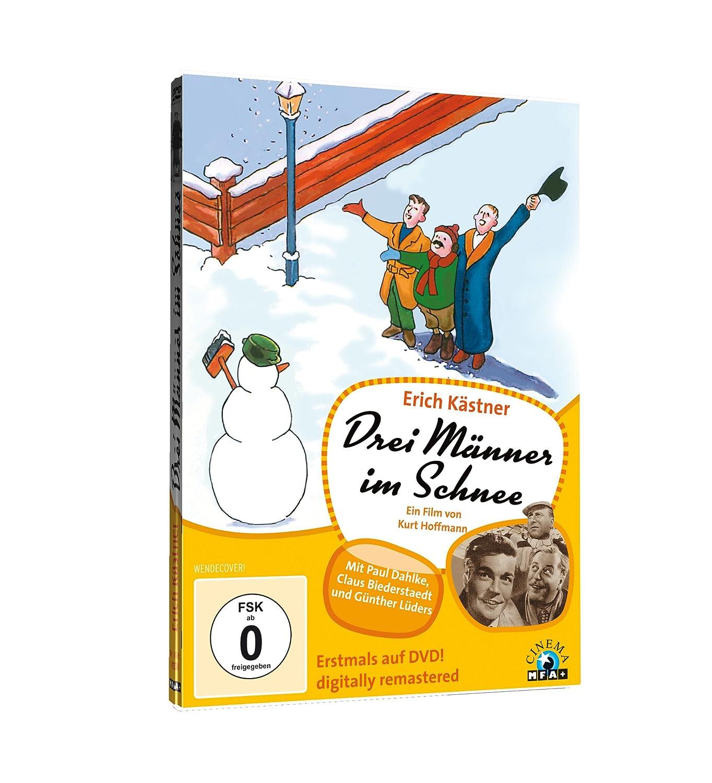 Drei Männer Im Schnee Amazonde Paul Dahlke Claus Biederstaedt