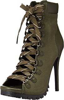 4c383ee460a Amazon.com | Steve Madden Women's Fuego Ankle Bootie | Ankle & Bootie
