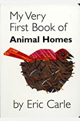 My Very First Book of Animal Homes Board book