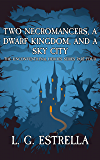 Two Necromancers, a Dwarf Kingdom, and a Sky City (The Unconventional Heroes Series Book 4)