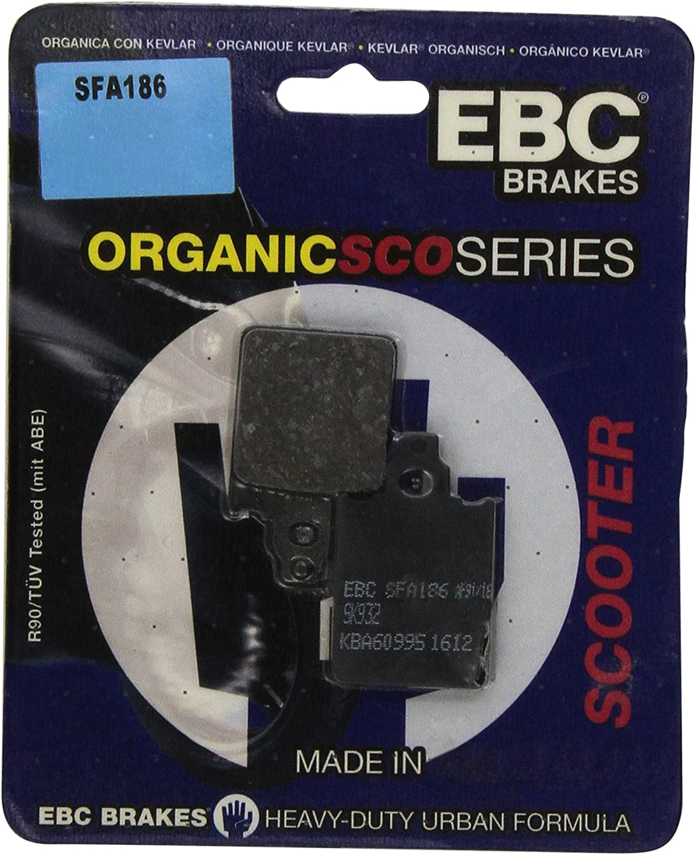 EBC Brakes SFA181 Standard Scooter Brake Pad