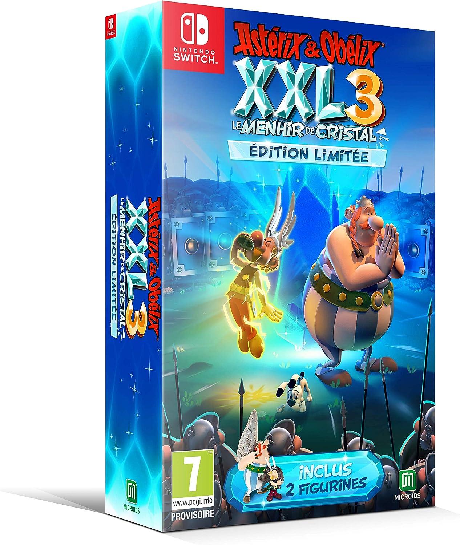 Astérix & Obélix XXL 3 : le Menhir de Cristal Edition Limitée ...