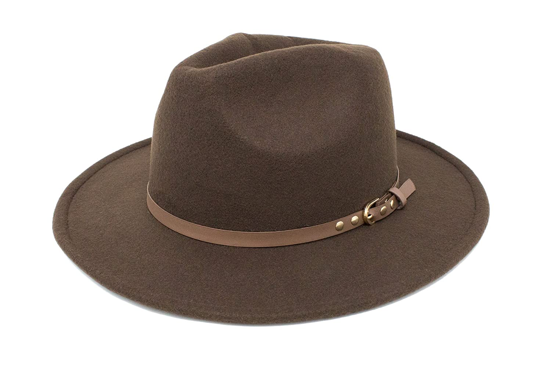 Fenside Country Clothing Herren Fedora & Trilby Braun braun