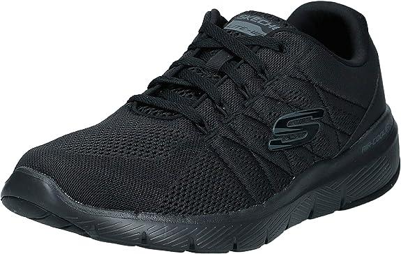 Skechers Flex Advantage 3.0- Stally, Men's Shoes, Black, 8.5 UK (42.5 EU): Buy Online at Best Price in KSA - Souq is now Amazon.sa