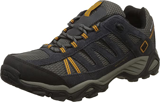 Columbia North Plain WP - Zapatos de Senderismo de Material ...