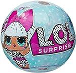 Boneca Lol 7 Surpresas Candide Azul