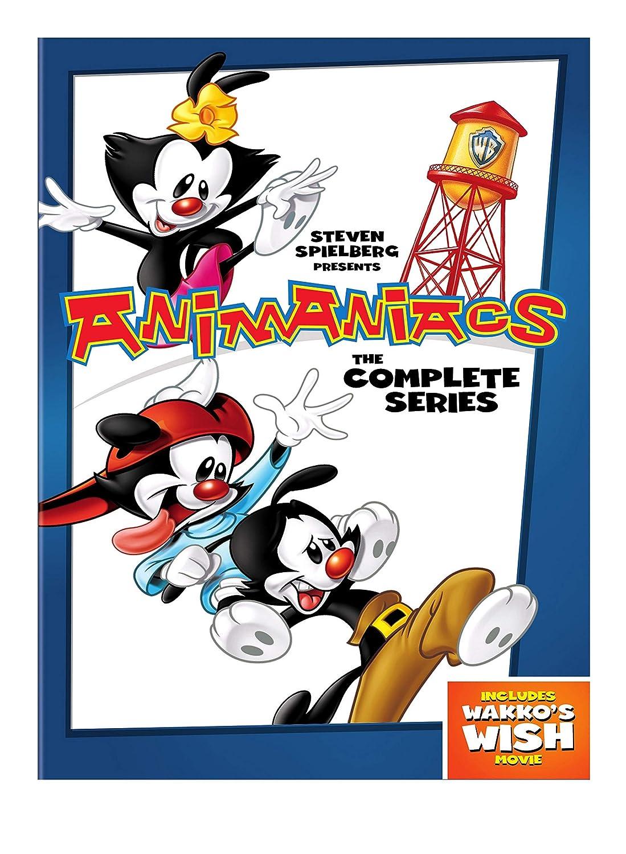Steven Spielberg Presents Animaniacs: The Complete Series Various Warner Bros.