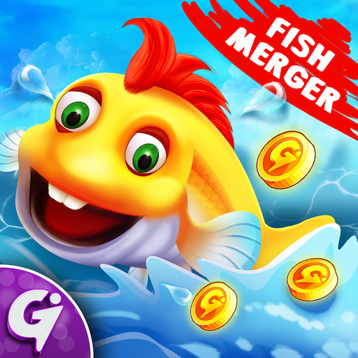 Merge Fish Tycoon - Click & Merger Idle Game
