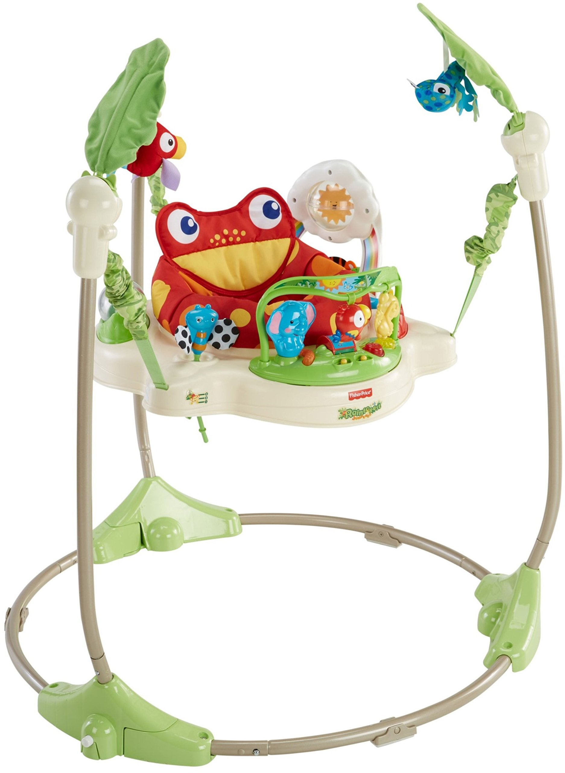 Fisher-Price Rainforest Jumperoo by Fisher-Price (Image #6)