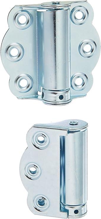 HAMPTON PRODUCTS-WRIGHT V650 2-3//4-Inch Brass Adjustable Hinge