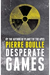 Desperate Games Kindle Edition