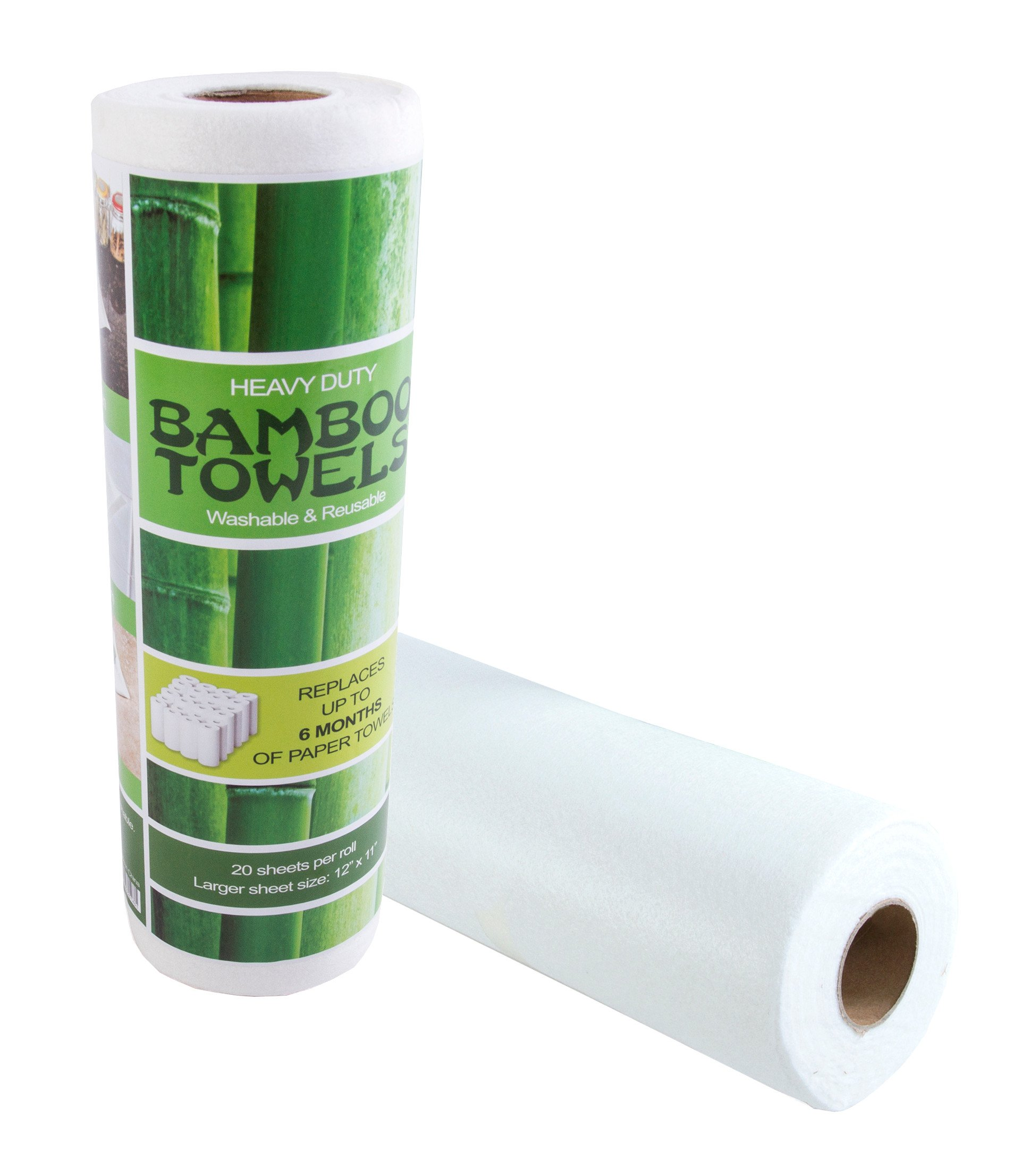 Amazon Com Caboo Tree Free Bamboo Toilet Paper With