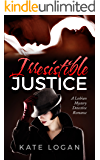 Irresistible Justice: A Lesbian Mystery and Detective Romance