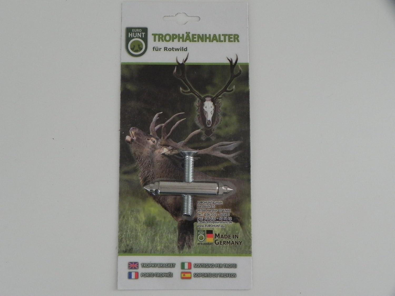 560898 EUROHUNT Troph/äenhalter f/ür Hirsch