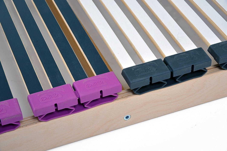 schlafsysteme 5 zonen buche tellerrostdami dream. Black Bedroom Furniture Sets. Home Design Ideas