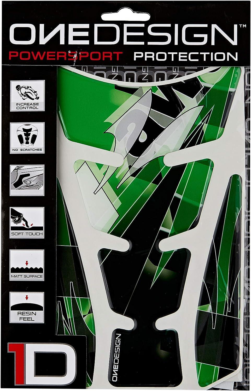 Puig 4720V Protector de deposito, Color Verde y Negro: Amazon.es: Coche y moto