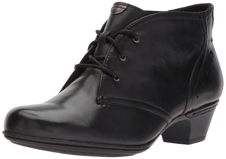 Cobb Hill Rockport Women's Aria-Ch Boot B06XP1F58B 6 C/D US|Black Leather