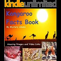 Kangaroos Facts Book for Kids - Amazing Fun Facts About Kangaroos