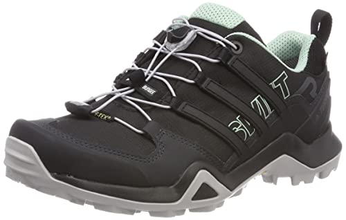 267f3456e adidas Women s s Terrex Swift R2 GTX W Cross Trainers Core Black Ash Green  S18 3.5