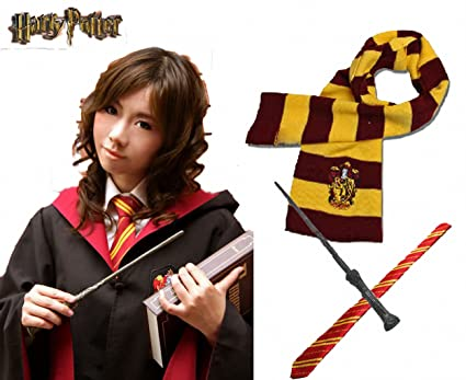 Varita m?gica empate silenciador Harry Hermione Ron Harry ...