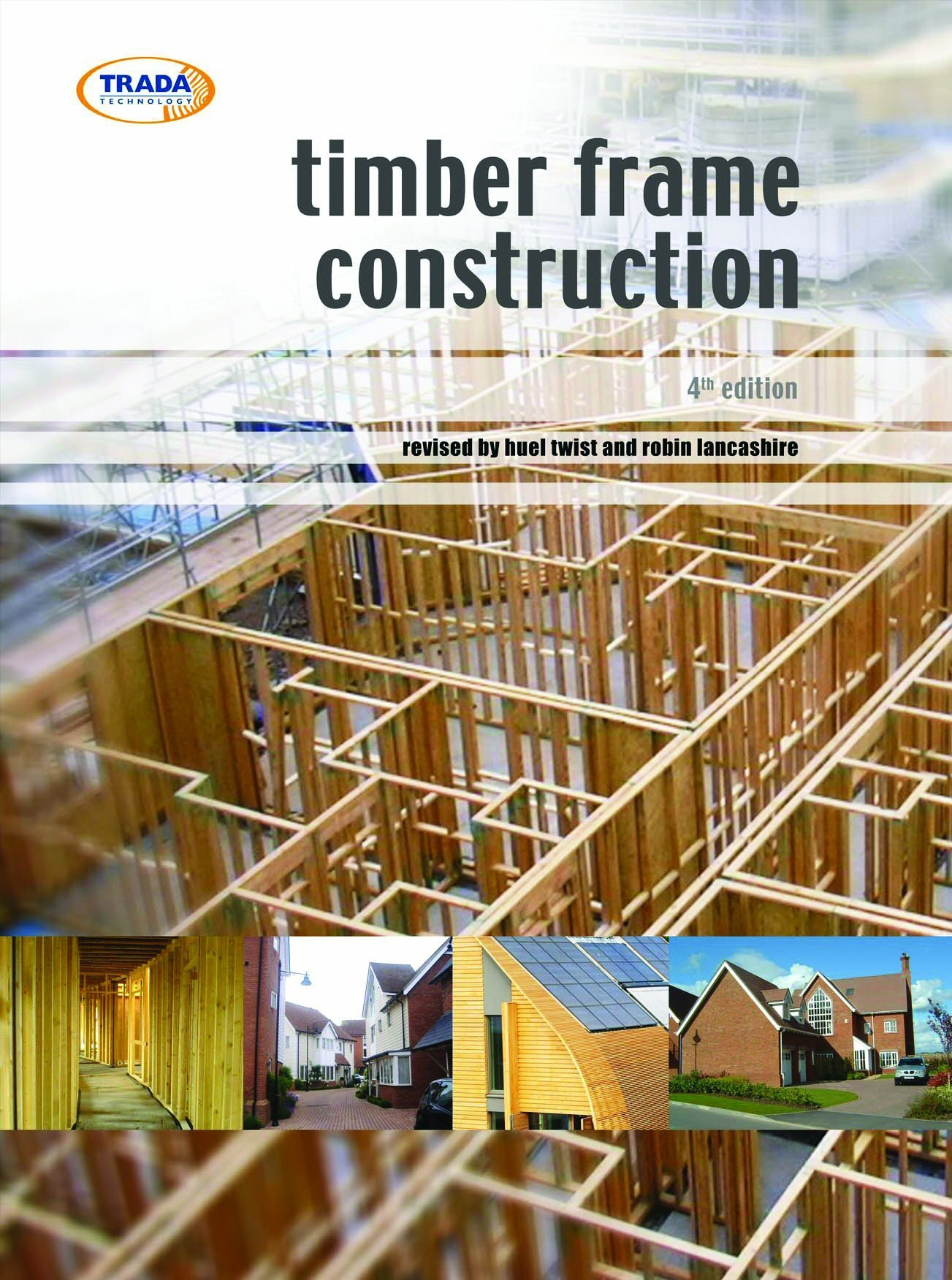 Timber Frame Construction: Amazon.co.uk: Huel Twist, Robin ...