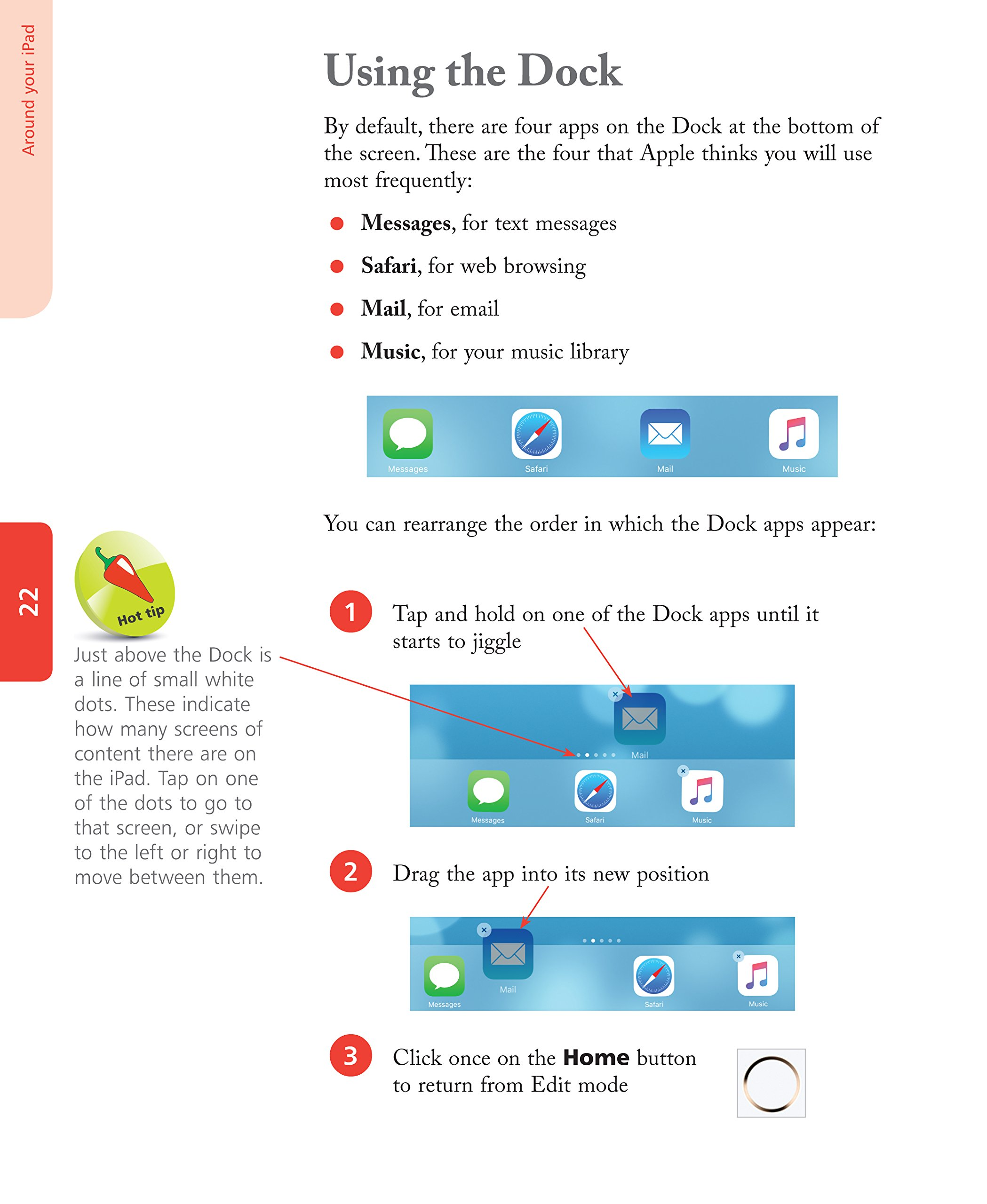 Ipad For Seniors In Easy Steps 6th Edition Covers Ios 10 Amazon
