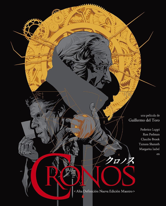 Federico Luppi - La Invencion De Cronos/Cronos Edizione: Giappone Italia Blu-ray: Amazon.es: Cine y Series TV