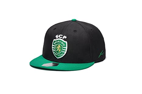 Amazon.com   Fi Collection Sporting Clube de Portugal Core Snapback ... b77b4e389334