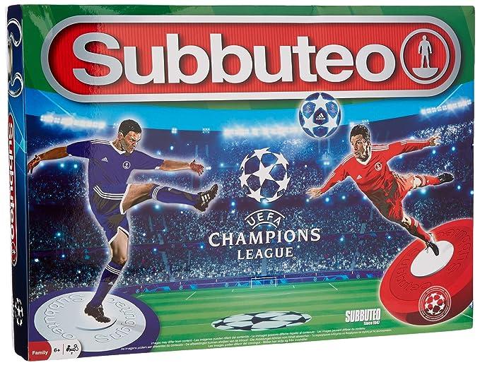Paul Lamond Subbuteo UEFA Champions League Game: Amazon.es ...