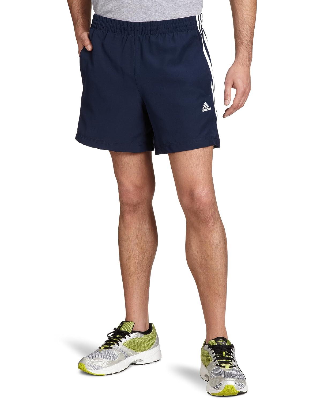 adidas Essentials 3-Stripes Men's Shorts Chelsea X2018