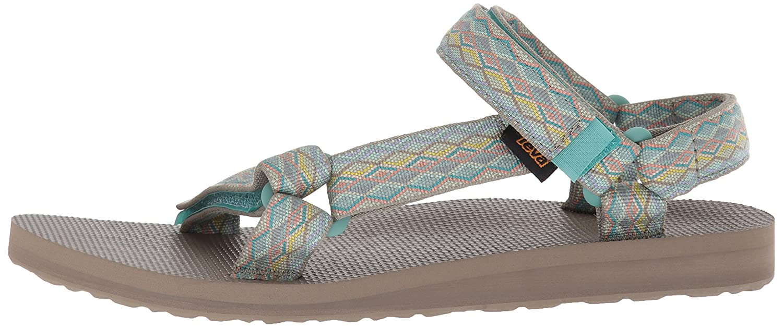 Teva Women's Original Universal Sandal B071WML1C3 6 B(M) US|Miramar Fade Sage Multi